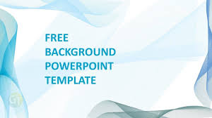 background powerpoint elegant blue
