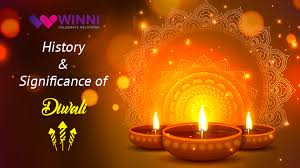 history and significance of diwali the festival of togetherness
