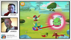 Eye on the App Store: Episode 2 - Angry Birds Epic, 999: The Novel ...