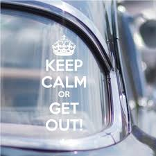 Keep Calm Decals Walls2lifedecals