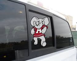 Collectibles Stickers Decals Alabama Crimson Tide Let S Go Tide Mickey Mouse Laptop Multi Use Reusable Decals Edita Nc