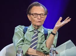 Larry King breaks silence after sudden deaths of son and daughter ...