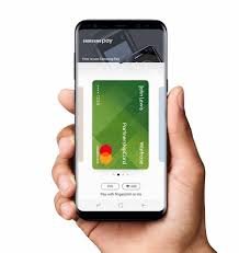 using samsung pay with partnership card