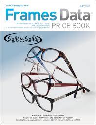 book features eight to eighty eyewear