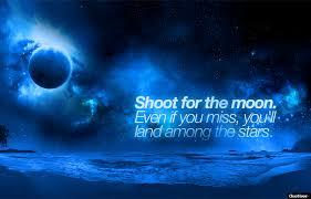 46+] Shoot for the Moon Wallpaper on WallpaperSafari