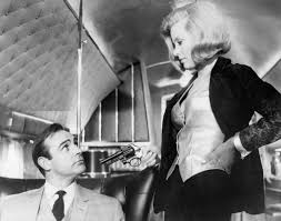 Goldfinger' Bond Girl Honor Blackman dies age 94 - New York Daily News