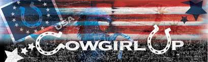 Cowgirl Up Rear Window Graphics Back Window Decals