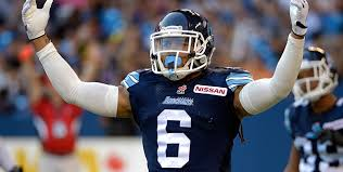 Argos officially bring back Marcus Ball - CFL.ca