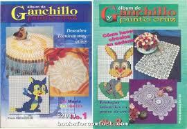Album de Ganchillo y Punto Cruz (Crochet & Cross Stitch) No 1 and ...