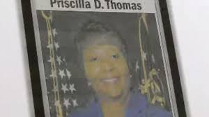 62 years of service, Dr. Priscilla Thomas honored