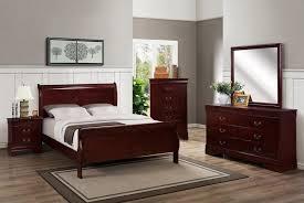 cherry wood bedroom furniture decor