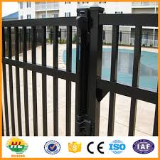 No Dig Black Aluminum Decorative Fence Panels For Backyard View No Dig Aluminum Fence Hl Product Details From Anping Huilong Wire Mesh Manufacture Co Ltd On Alibaba Com