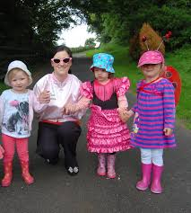 Nursery youngsters in charity toddle-athon | The Northern Echo