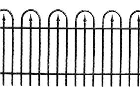 Creepy Clipart Fence Fence Png Download Full Size Clipart 920348 Pinclipart