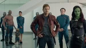 that moment in guardians of the galaxy