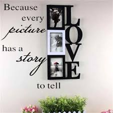 Because Every Picture Has A Story To Tell Vinyl Wall Stickers Home Decor Wall Decal 8093 Decorative Living Room Art Vinyl Wall Stickers Decorative Wall Decalwall Sticker Aliexpress
