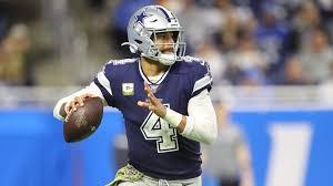 Cowboys' Mike McCarthy on Dak Prescott ...