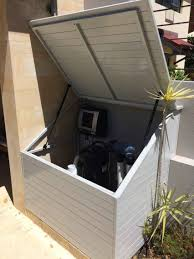 Pool Filter Pump Enclosures Pool Blanket Boxes Autralia