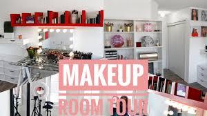 makeup beauty room tour you
