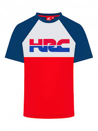 t shirt honda hrc big logo