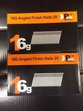 tacwise angled nails 500 type 15mm 1000