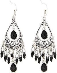 jinanlipin fashion chandelier earrings
