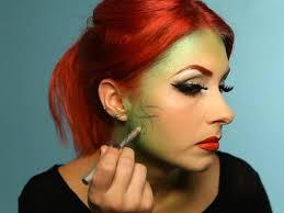halloween makeup tutorial garden