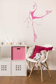 Ballerina Dance Pose Ballet Studio Large Vinyl Decal Art Sticker Wall Wallstickers4you