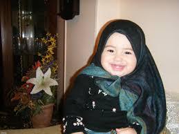 اجمل الصور للبنات الصغار المحجبات و استيلات حجاب للاطفال روعة
