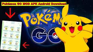Technical 4 you: Pokémon GO MOD APK Android Download