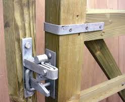 Cattle Proof Gate Latch Jacksons Fencing