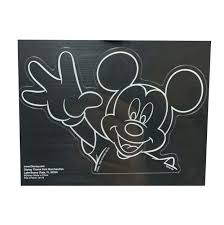 Disney Window Decal Mickey And Minnie Wave Set Of 2