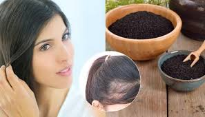 black in kalonji for hair growth