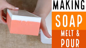 how to make soap without lye you