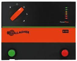 Gallagher Battery Energizer B180 By Field Guardian 310 00 Battery Energizer Built In Battery Saved Feature To Extend Fence Charger Energizer Electric Fence