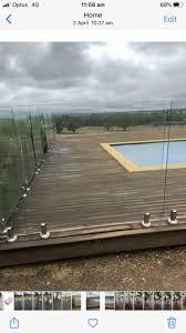 Sold Pending Pick Up Glass Pool Fence Panels And Mini Posts Building Materials Gumtree Australia Wagga Wagga City Wagga Wagga 1259134628
