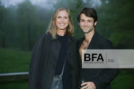 Victoria Grantham, Aaron Carr at Opening celebration for Gerard & Kelly's  Modern Living at the Glass
