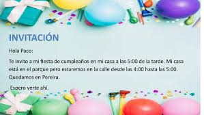 Invitacion De Cumpleanos By Bermeokoak Issuu