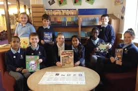 Pupils turn book judges at Perry Wood Primary | Hereford Times