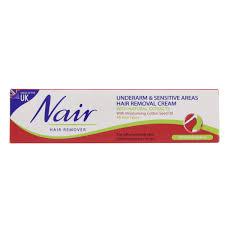 nair hair remover silky smooth skin