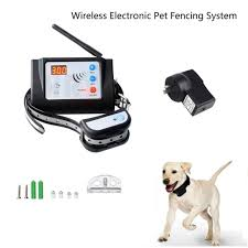 Kd660 Wireless Dog Fence Collar System For Sale Online Ebay