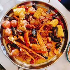 Seafood Sensation Food Platter In ...