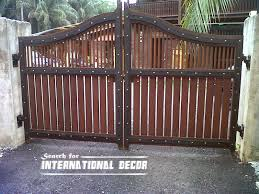 Choice Of Gate Designs For Private House And Garage Front Gate Design Gate Design Simple Gate Designs