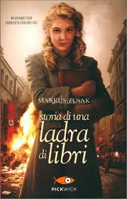 Storia di una Ladra di Libri LIBRO di - Markus Zusak