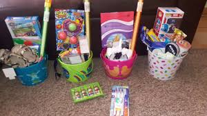 2018 easter baskets for kids ideas for