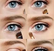 natural wedding eye makeup cat eye makeup