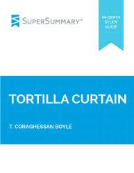 the tortilla curtain summary supersummary