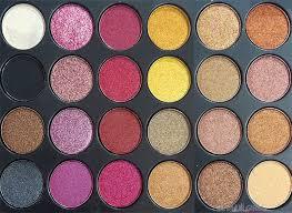 glamorous eyeshadow palette makhmally