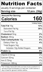 nutrition facts valley pistachio