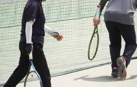 テニスのダブルスでペアの声掛けのポイント | スポーツメンタル ...